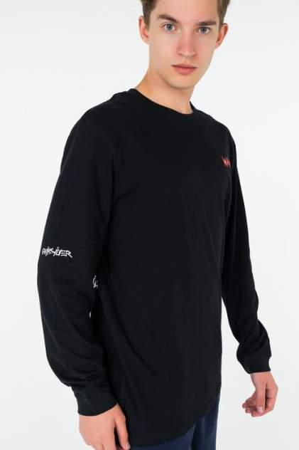 Футболка мужская Quicksilver EQYZT05041-KVJ0 черная L