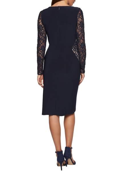 Платье женское Apart 44702 синее 40 DE