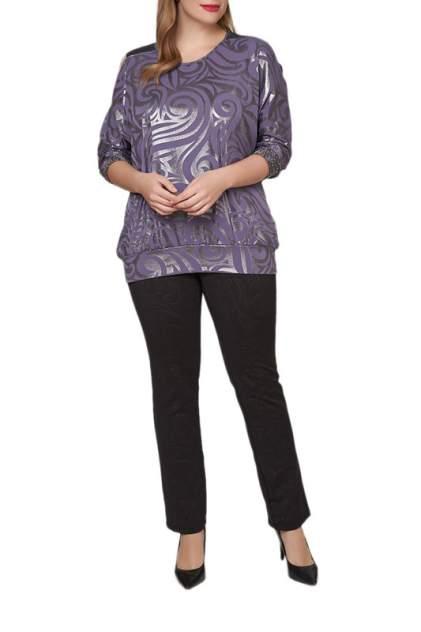 Блуза женская OLSI 1910008_3 фиолетовая 70 RU