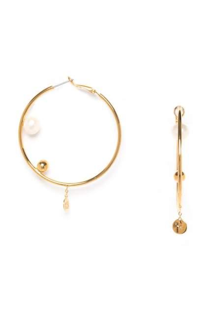 Серьги женские ORI TAO OT-12-29145 золотистые