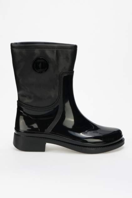 Женские резиновые резиновые сапоги Keddo 898369/01, черный