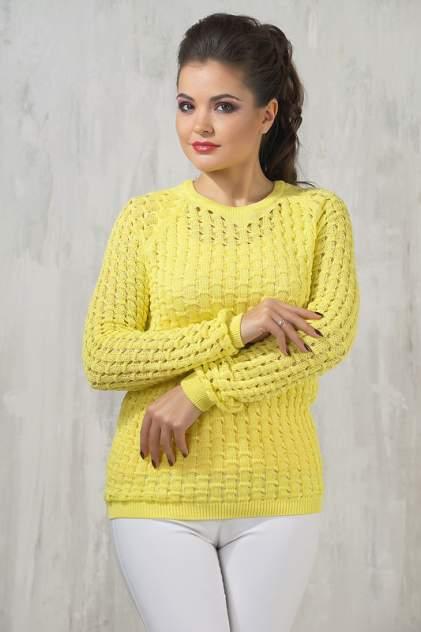 Джемпер женский VAY 4430, желтый
