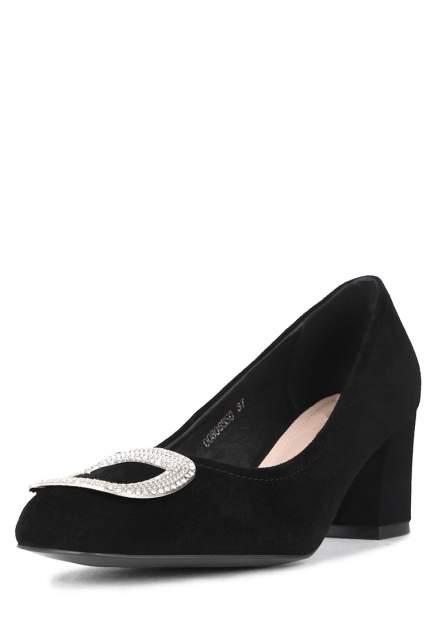 Туфли женские Pierre Cardin 008065S0 черные 38 RU