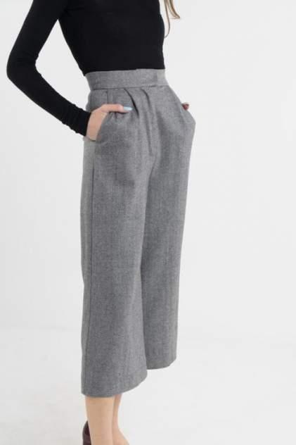 Брюки женские T-Skirt AW18-41-0549-FS серые 44 RU