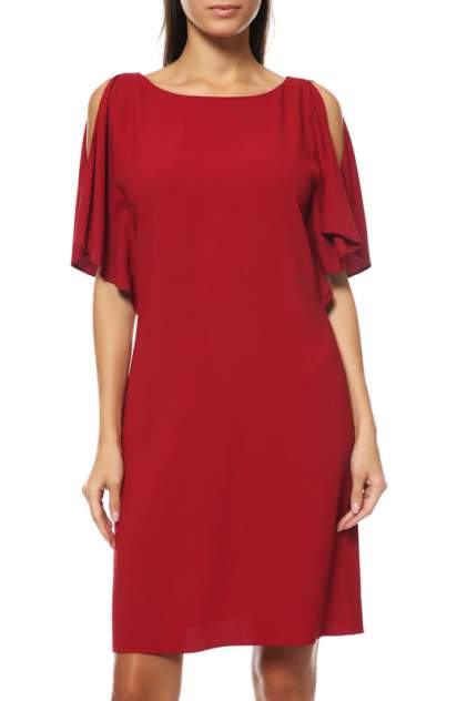 Платье женское Theory H0509615 красное 4 US