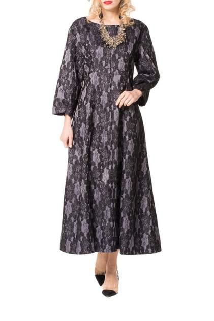 Платье женское KATA BINSKA LANA 191228 черное 52-54 EU