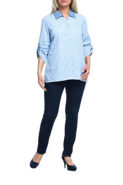 Женская рубашка OLSI 1810020_1, голубой