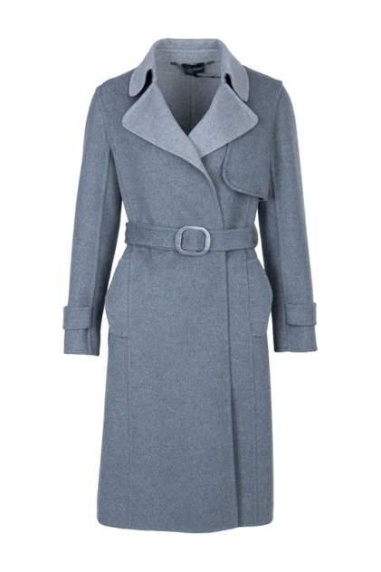 Пальто женское Luisa Spagnoli 94415 серое L