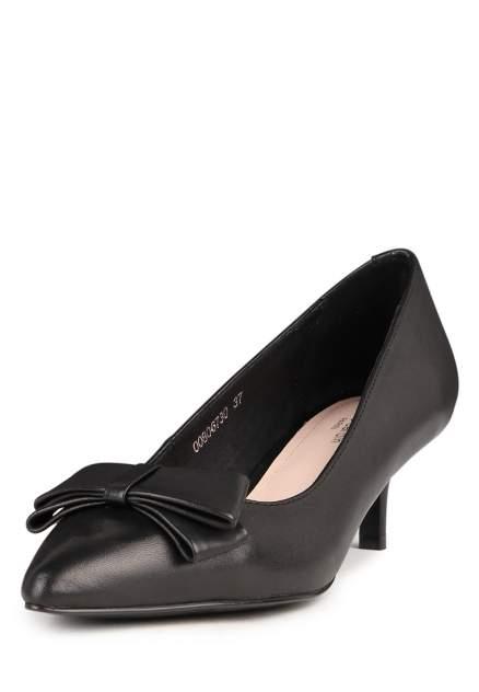 Туфли женские Pierre Cardin 710017843 черные 38 RU
