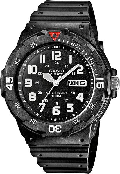 Наручные часы кварцевые мужские Casio Collection MRW-200H-1B