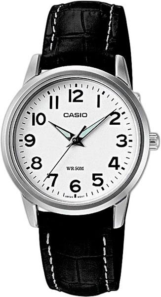 Наручные часы кварцевые женские Casio Collection LTP-1303PL-7B