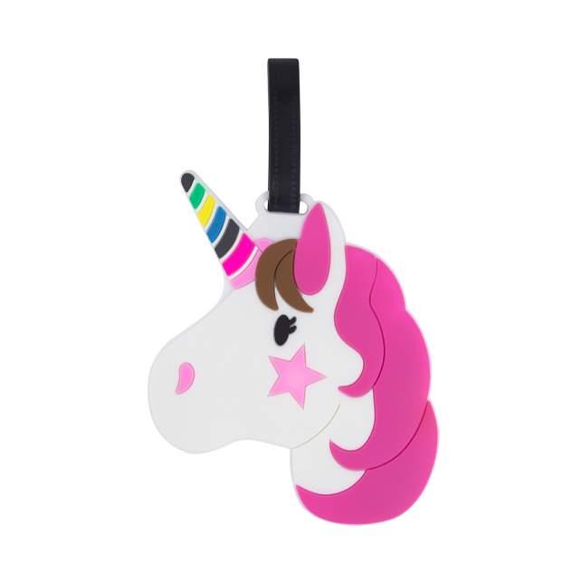 Бирка для багажа Kawaii Factory Starry unicorn