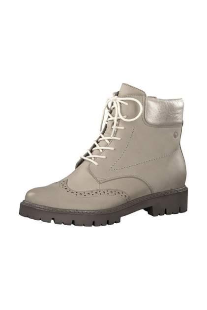 Ботинки женские Be natural 8-8-25222-21-204, серый