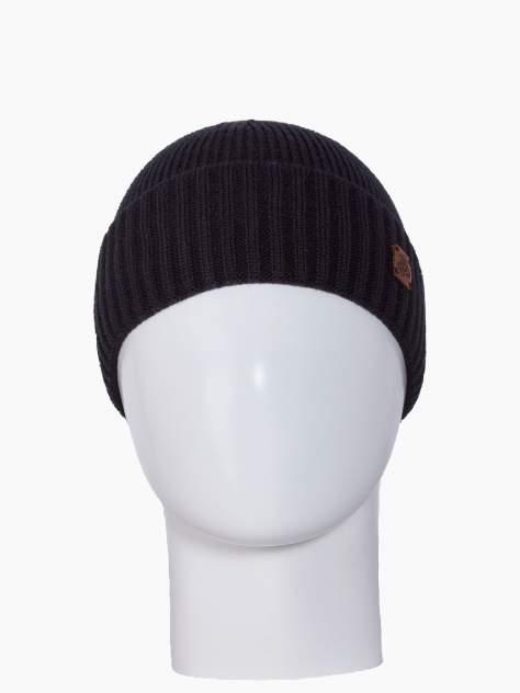 Шапка бини мужская Dairos GD44133065 черная