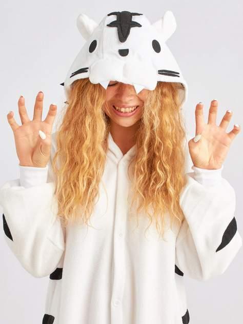 Кигуруми BearWear «Тигр белый» XL