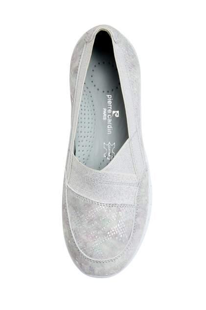 Ботинки женские Pierre Cardin 007064R0 серые 39 RU