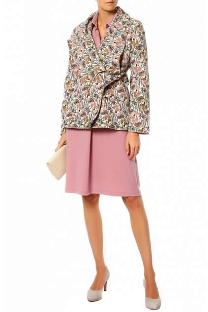 Платье женское Adzhedo 41599 розовое 3XL