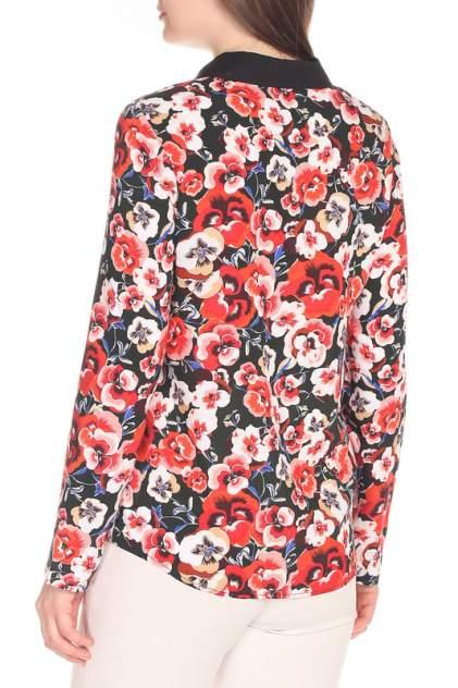 Рубашка женская Adzhedo 7921 черная 2XL