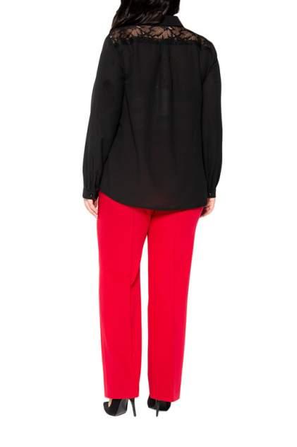 Блуза женская KR 4270 черная 54 RU
