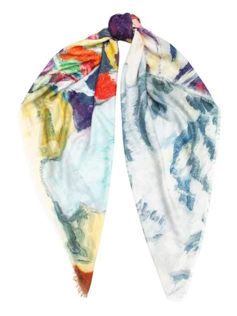 Платок женский Labbra LG33-934 белый/разноцветный