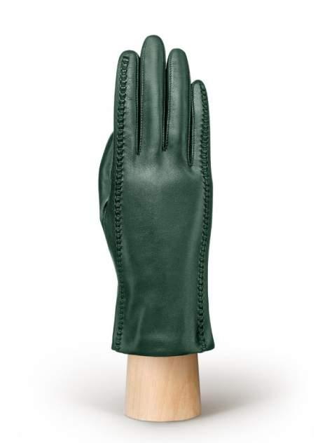 Перчатки женские Eleganzza F-HP0058 зеленые 6.5