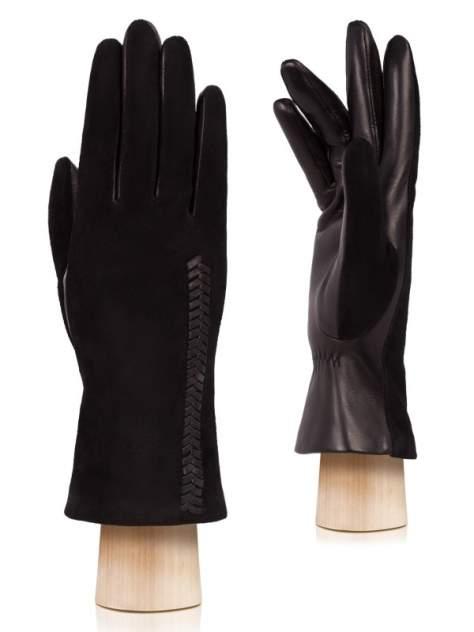 Перчатки женские Eleganzza IS817 черные 7
