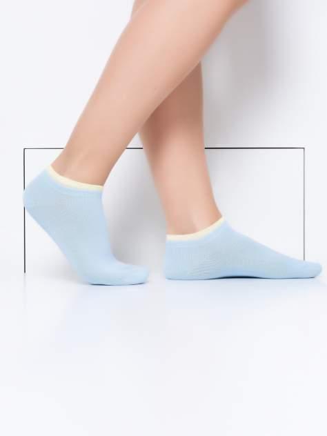 Носки женские Hobby Line голубые 36-40