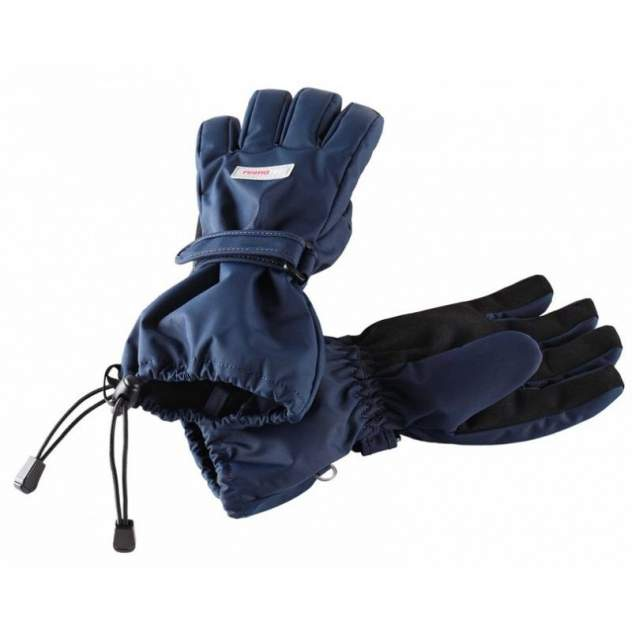 Перчатки Kiito REIMA, цв. темно-синий, 7 р-р
