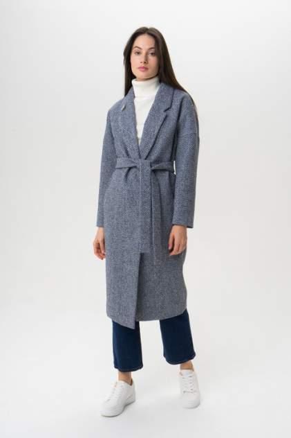 Женское пальто ElectraStyle 4-7038-307, голубой