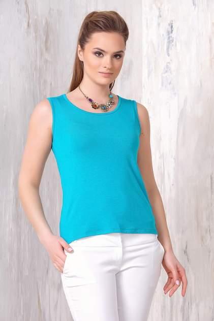 Майка женская VAY 3065, голубой