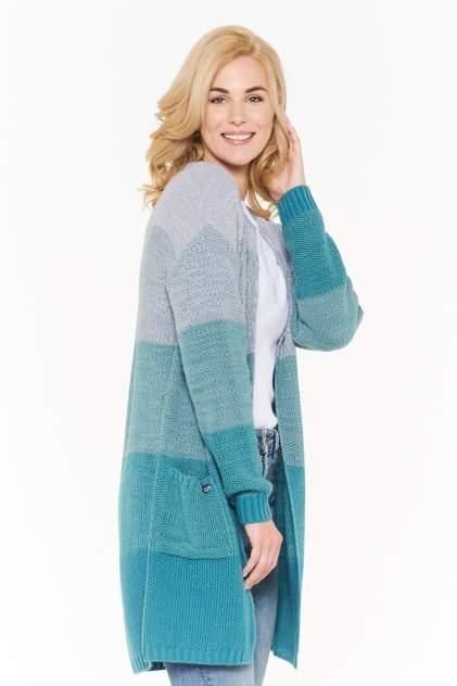 Жакет женский VAY 192-1615 зеленый 46 RU