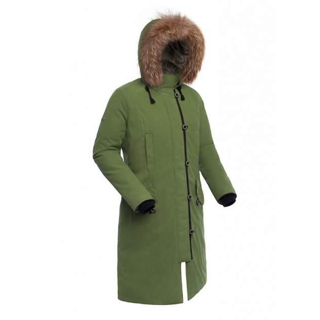 Пуховое пальто  HATANGA LADY 1464-9542-042 ХАКИ СВЕТЛЫЙ 42