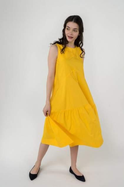 Женское платье Baon B458063, желтый