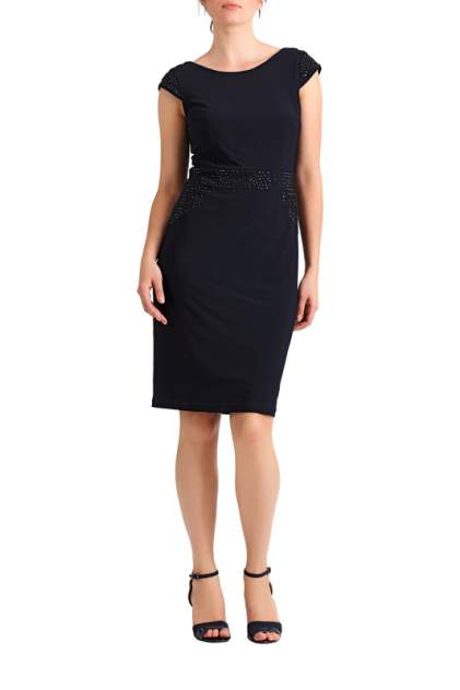 Платье женское Apart 23434 синее 32 DE