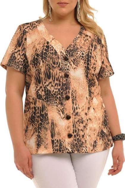 Жакет женский SVESTA V215-16BRU коричневый 54 RU
