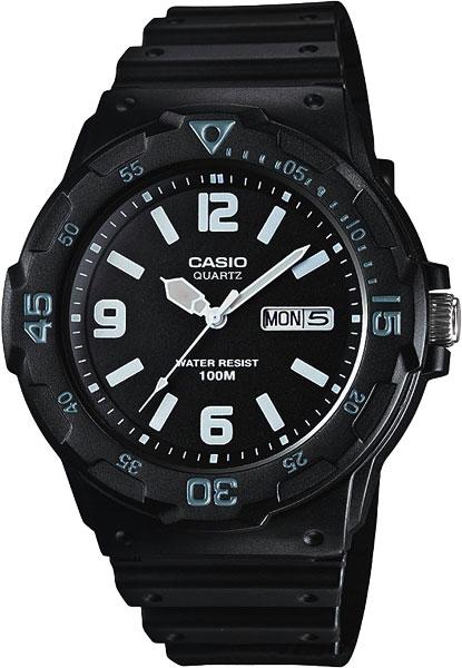 Наручные часы кварцевые мужские Casio Collection MRW-200H-1B2