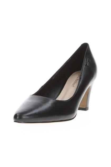 Туфли женские Libellen A651-656D-1 черные 36