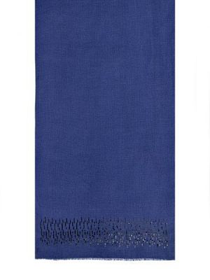 Палантин женский Eleganzza WF42-0653 синий