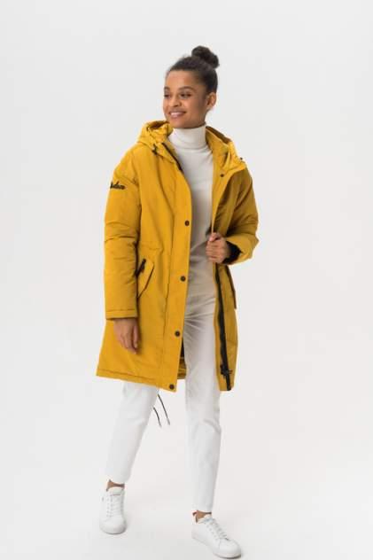 Парка женская Tom Farr T4F W3553.15 желтая XS