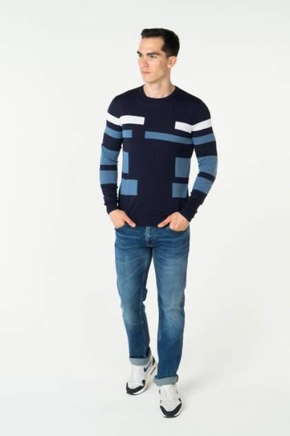 Пуловер мужской Antony Morato MMSW00797 синий XL