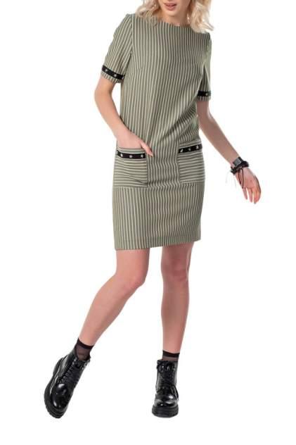 Платье женское Fly 871-15 зеленое 40 RU