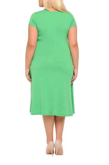 Платье женское SVESTA R302-16SAL зеленое 48 RU