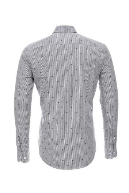 Рубашка мужская BAWER RZ2112078-01 черная L