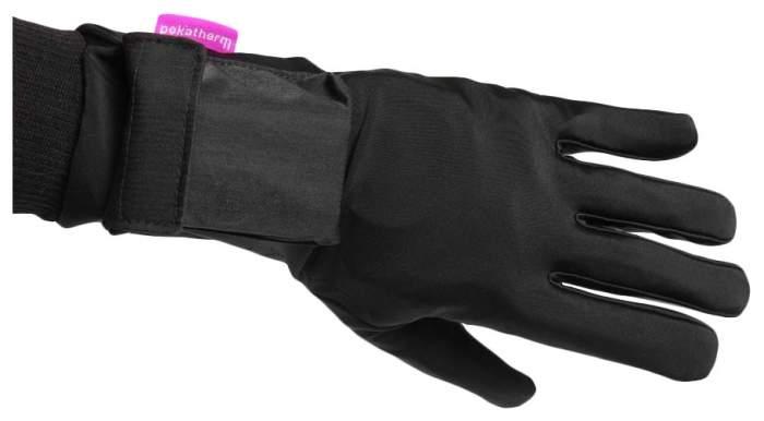Перчатки с подогревом внутренние Pekatherm GU900 черные