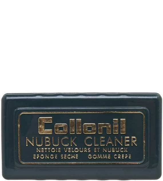 Губка Collonil Nubuk Cleaner зеленый