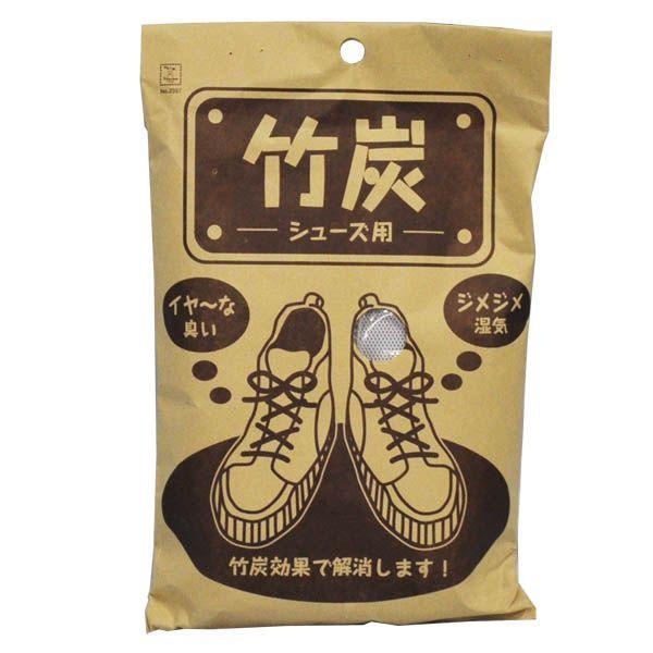 Бамбуковый нейтрализатор запаха для обуви Kokubo 100 г 2штуки