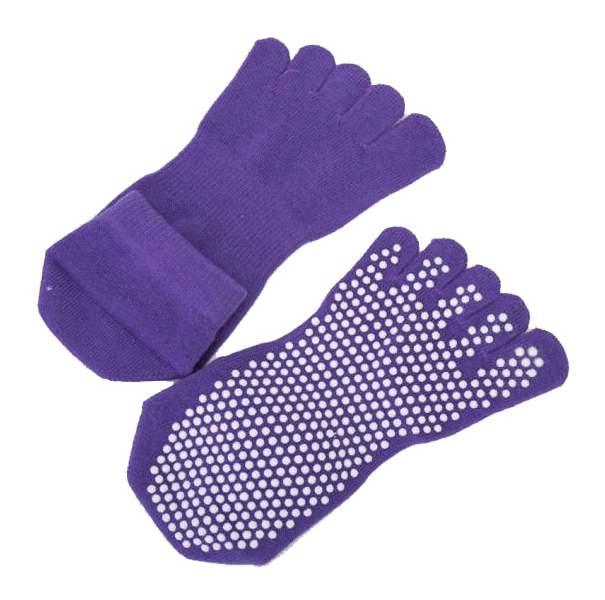 Носки Bradex  фиолетовые one size