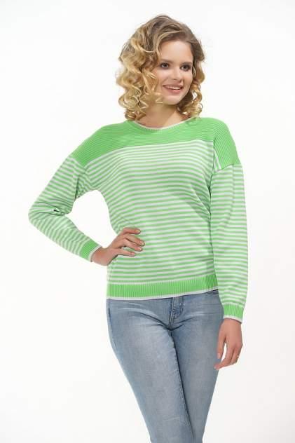 Джемпер женский VAY 182-4661, зеленый