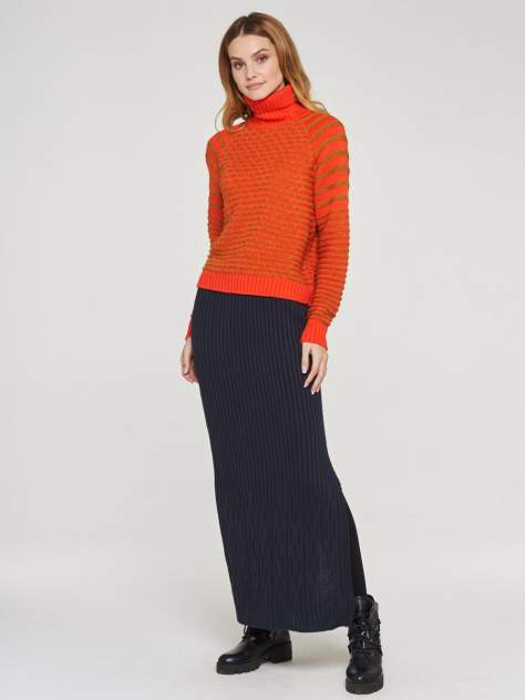 Женская юбка VAY 5027, синий