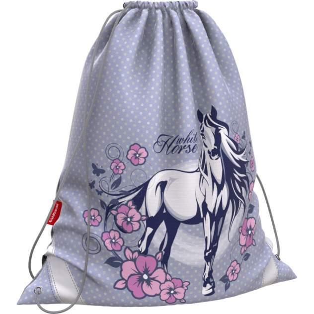 Мешок для обуви ErichKrause 365x440мм White Horse